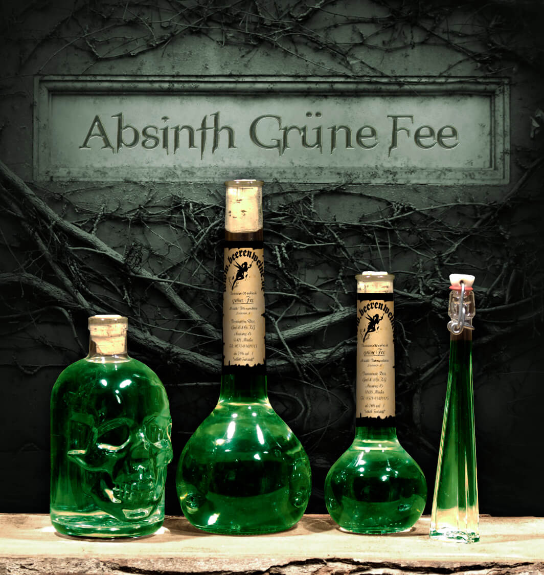 "Absinth ""Grüne Fee"""