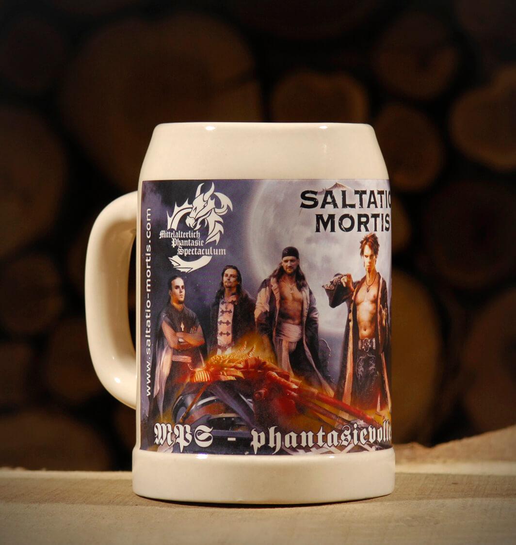 Bierkrug Saltatio Mortis
