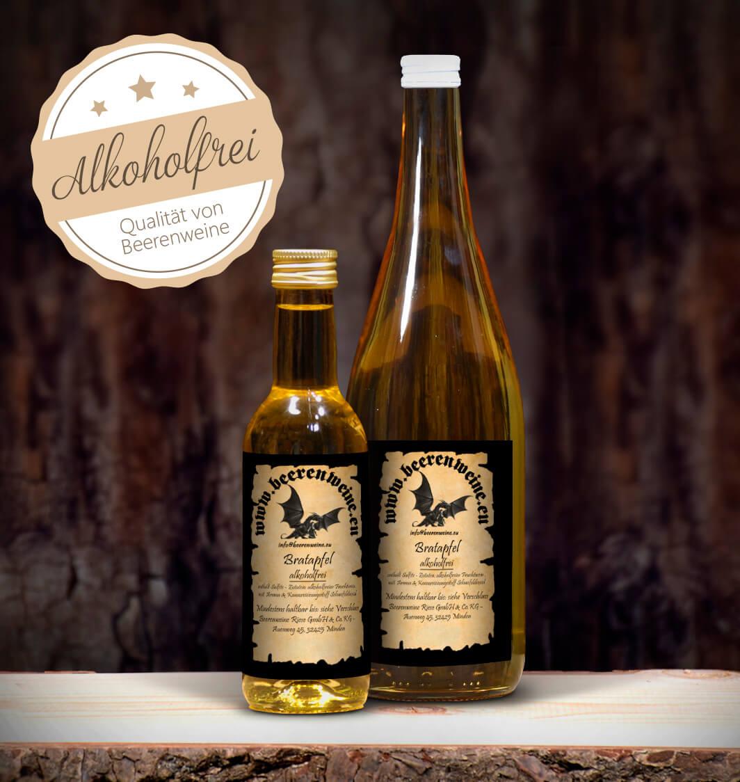 Bratapfel Alkoholfrei