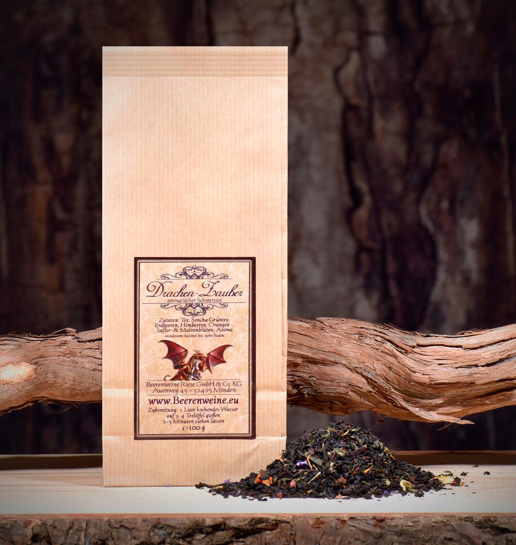 Drachenzauber Tee (Tüte)