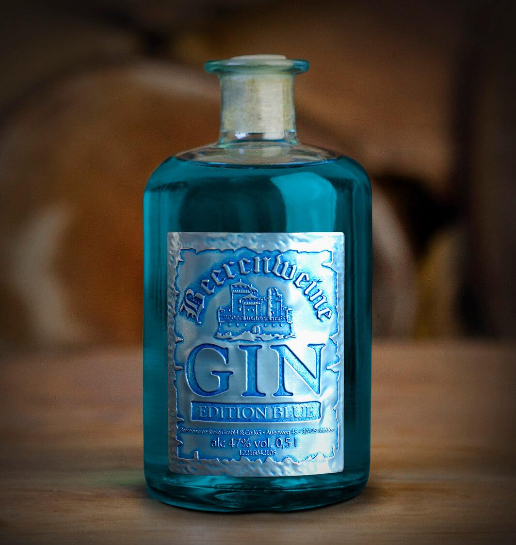 GIN - Edition Blue