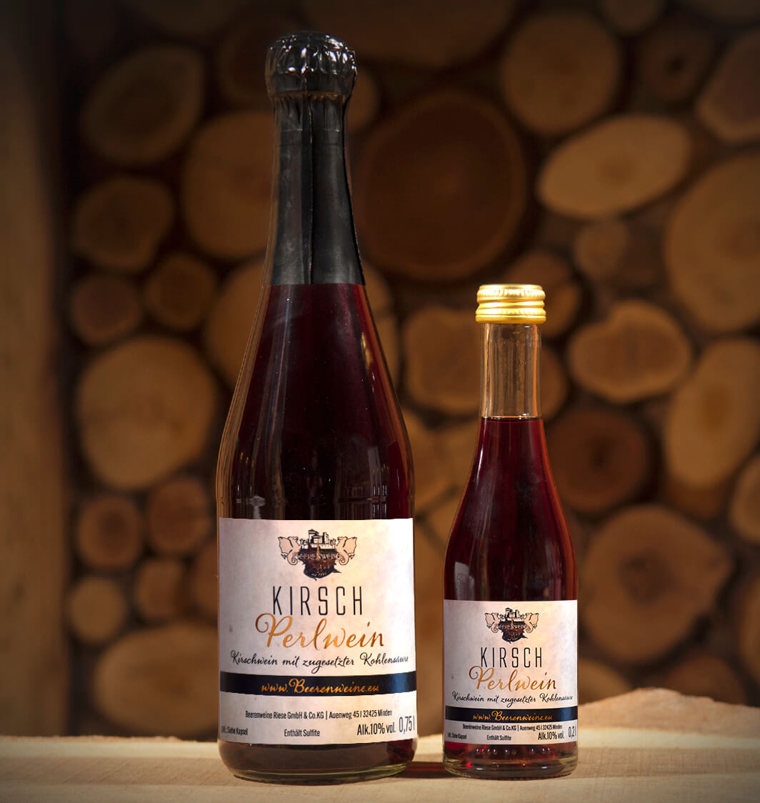 Kirsch-Perlwein