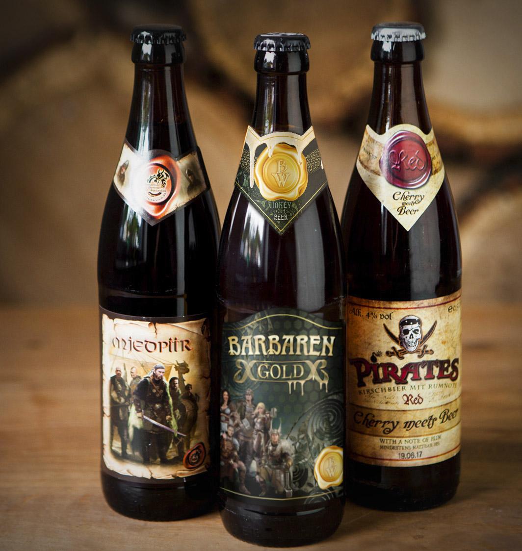 Schnupperpaket Bier