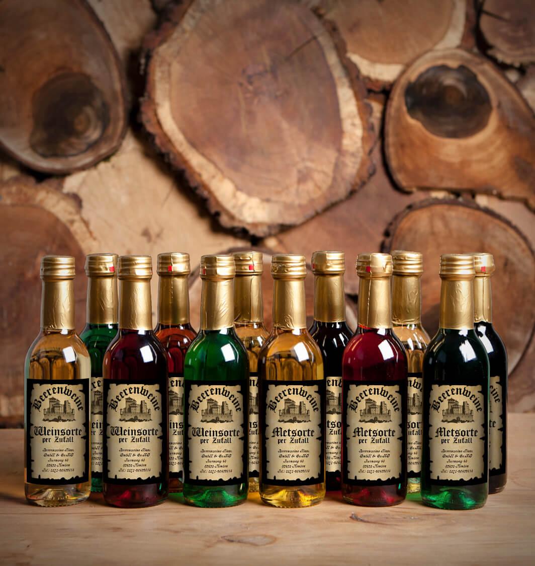 Schnupperpaket Wein & Met