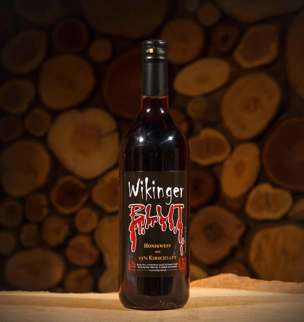Wikinger-Blut