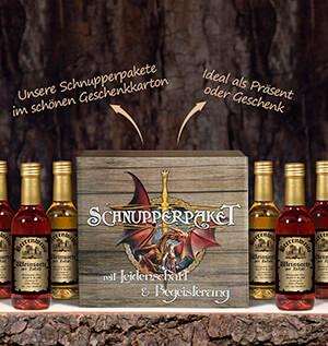 Schnupperpaket Wein