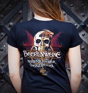 T-Shirt Kehlenschneider